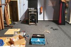 Instalace zvukové techniky - 24. 10. 2020