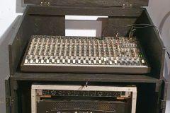 Instalace zvukové techniky - 1. část (17. 10. 2020)