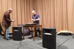 Oživování obecní zvukové techniky 02 (28. 4. 2019)