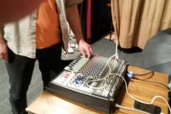 Oživování obecní zvukové techniky 04 (28. 4. 2019)