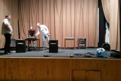 Oživování obecní zvukové techniky 06 (28. 4. 2019)