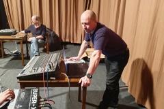 Oživování obecní zvukové techniky 09 (28. 4. 2019)