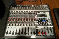 Oživování obecní zvukové techniky 14 (28. 4. 2019)
